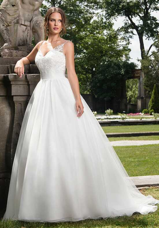 Moda Bella by Mary's Bridal MB2006 A-Line Wedding Dress