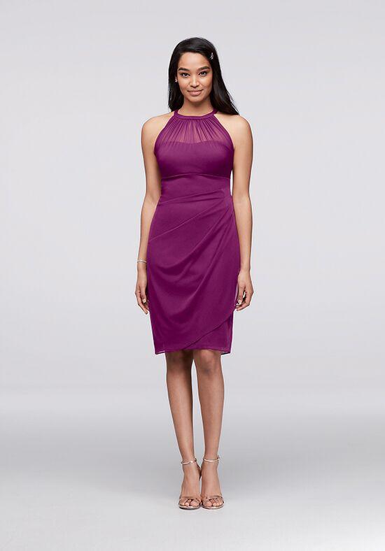 Magenta dress color illusion