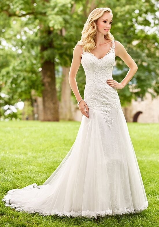 Enchanting by Mon Cheri 118157 Mermaid Wedding Dress