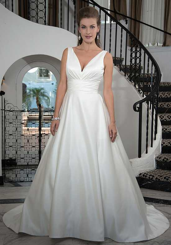 Angel & Tradition AT4645 A-Line Wedding Dress