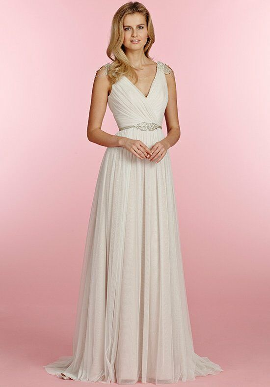 Blush by Hayley Paige 1501/Giada A-Line Wedding Dress