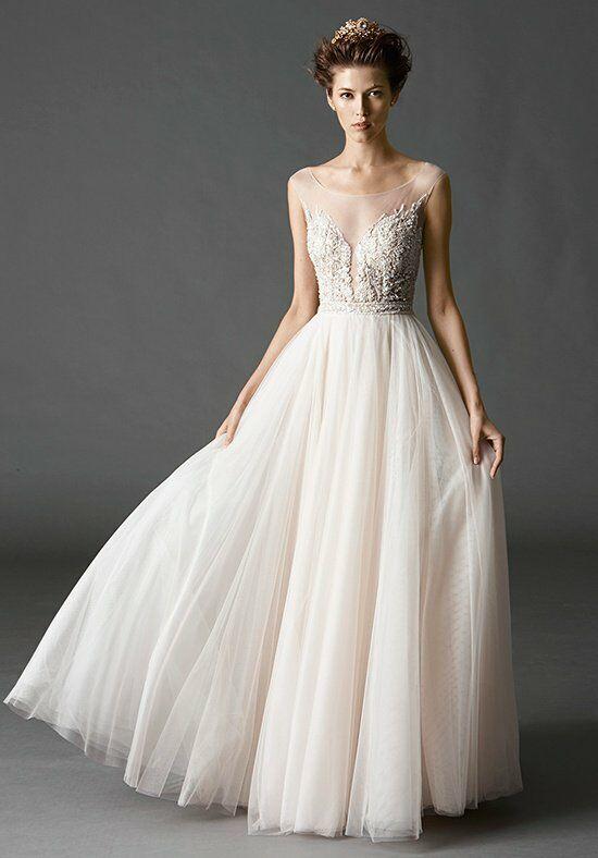 Extravagant ball gown wedding dresses