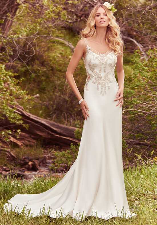 Maggie Sottero Josette Sheath Wedding Dress