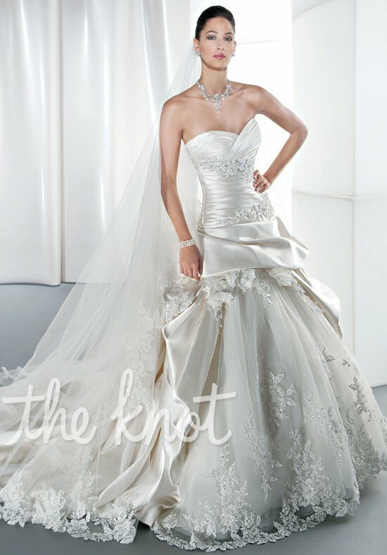 Demetrios 4311 A-Line Wedding Dress