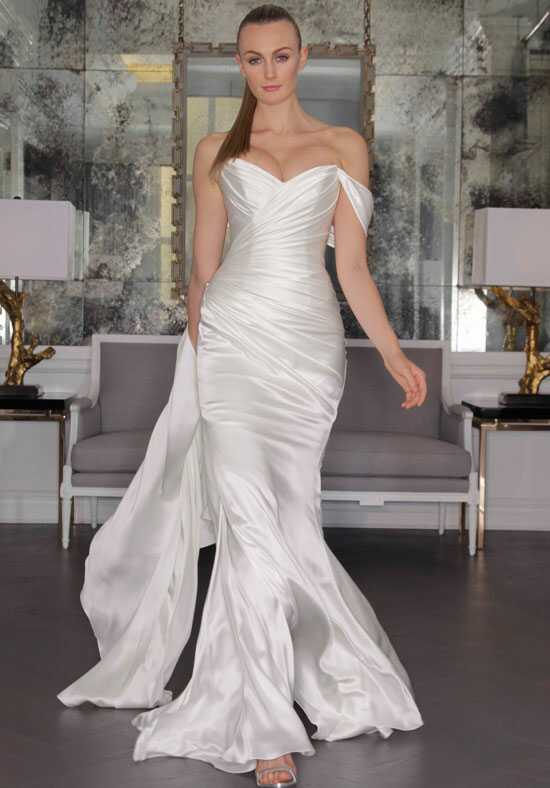 Romona Keveza Collection RK6458 Mermaid Wedding Dress