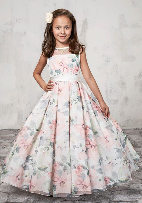 Maryu0027s Angel by Maryu0027s Bridal  sc 1 st  The Knot & Ball Gown Flower Girl Dresses