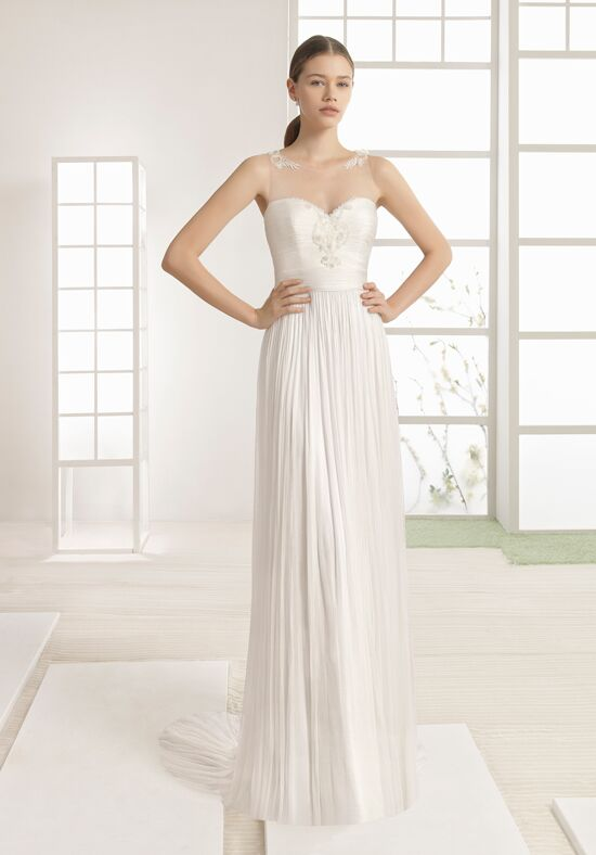 Soft by Rosa Clará Walkina A-Line Wedding Dress