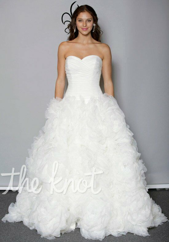 Anne Barge Mayfair Ball Gown Wedding Dress