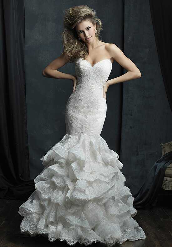 Allure Couture C384 Wedding Dress photo