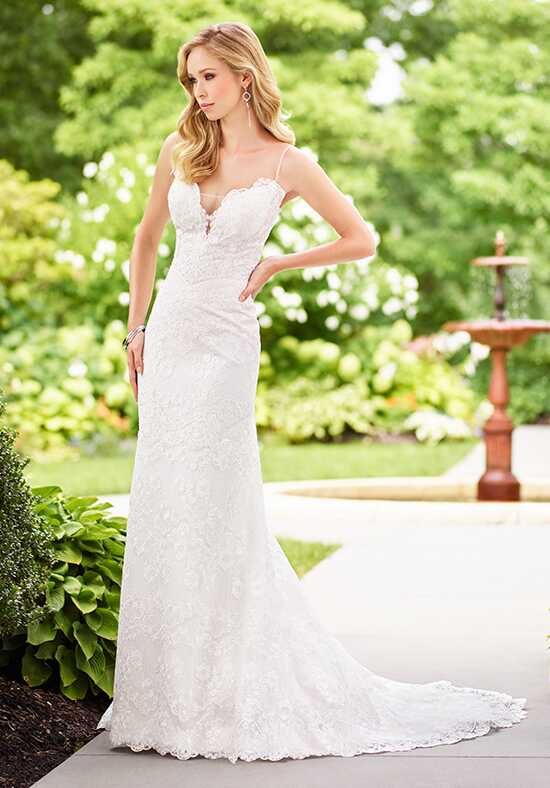 Enchanting by Mon Cheri 118149 Mermaid Wedding Dress