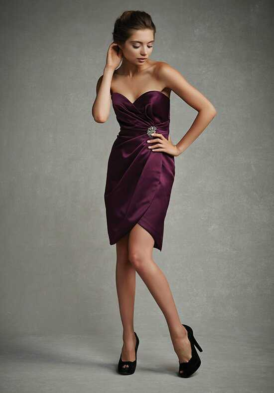 Love G7 Purple Mother Of The Bride Dress