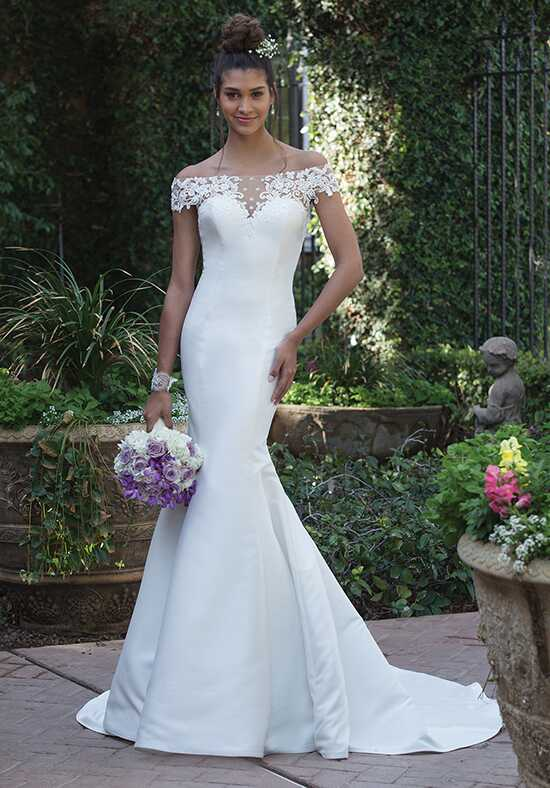Sincerity Bridal 4010 Mermaid Wedding Dress