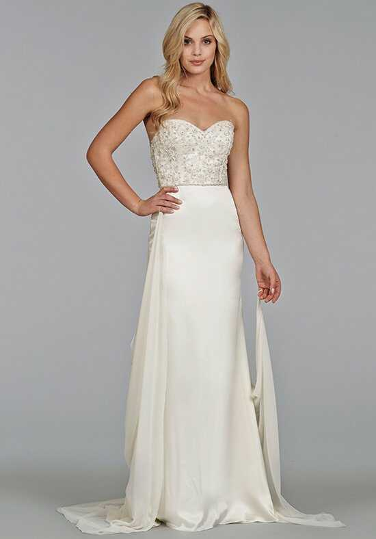 Tara Keely 2402 Sheath Wedding Dress