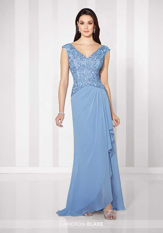 Cameron Blake 216686 Blue Mother Of The Bride Dress