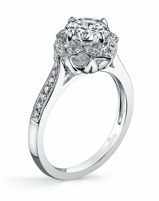 Parade Design Style R3197 from The Lyria Collection Engagement Ring photo