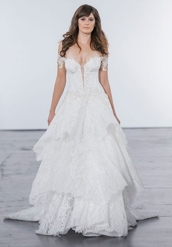 Pnina Tornai for Kleinfeld 4640 Ball Gown Wedding Dress