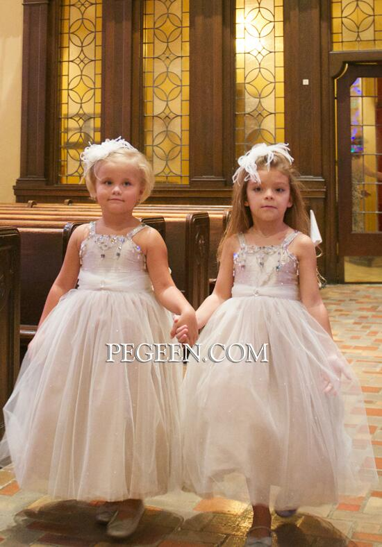 Pegeen.com  904 Flower Girl Dress photo