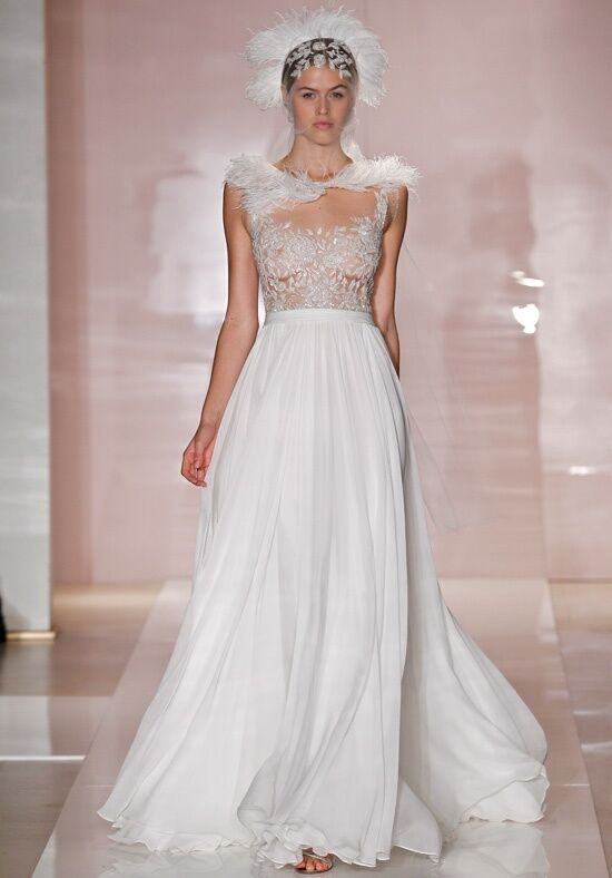 Reem Acra Juliet Wedding Dress