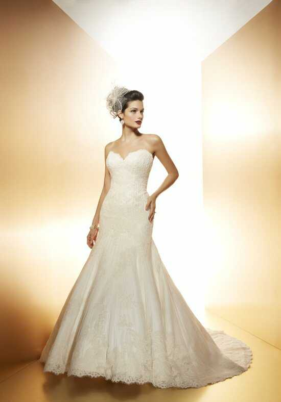 Matthew Christopher Victoria Wedding Dress