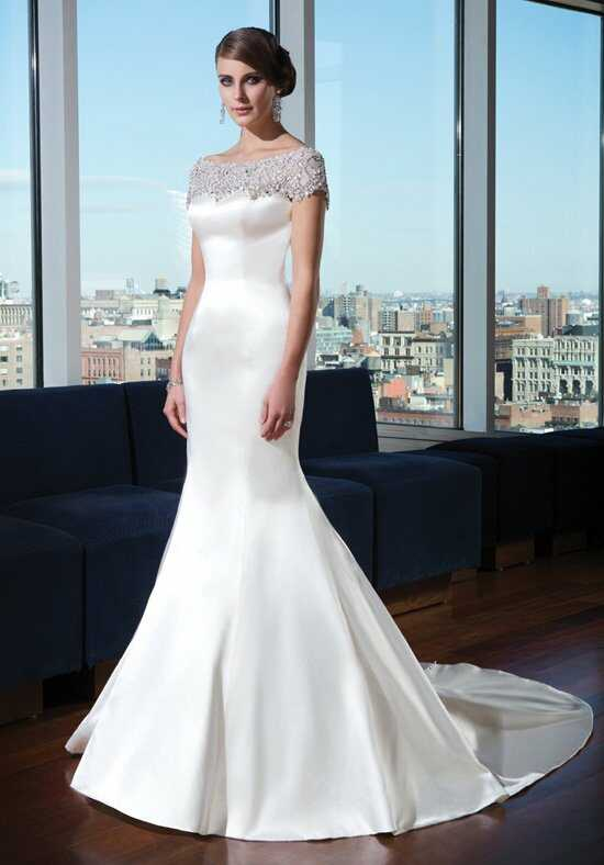 Justin Alexander Signature 9735 Mermaid Wedding Dress