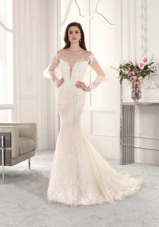 Demetrios 857 Mermaid Wedding Dress