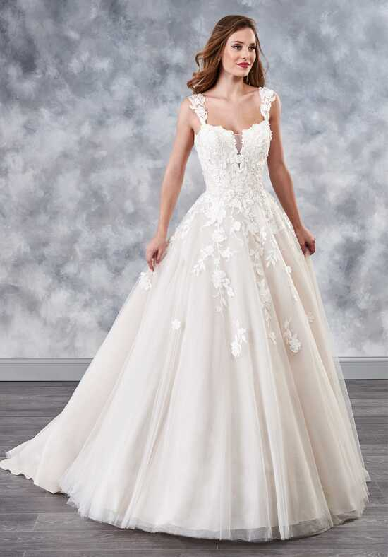 Mary's Bridal Couture d'Amour MB4034 Ball Gown Wedding Dress
