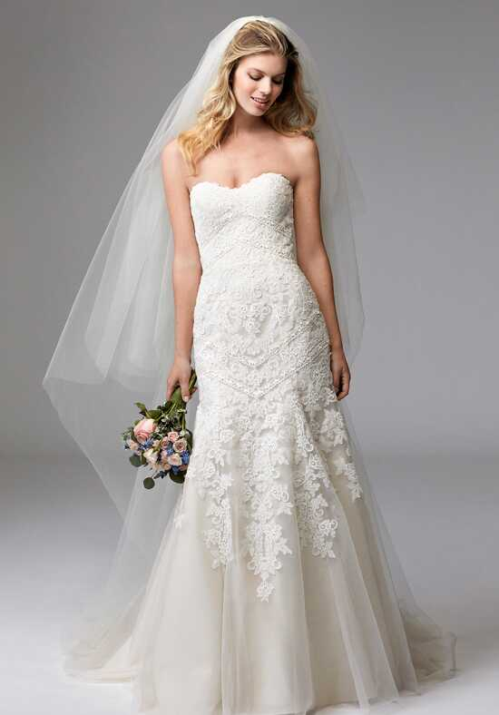 Wtoo Brides Leta 17768 Mermaid Wedding Dress