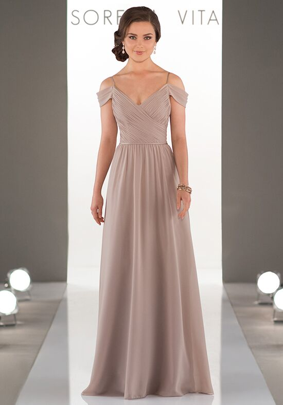 Sorella Vita 8922 Off the Shoulder Bridesmaid Dress