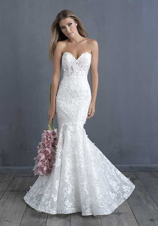 Allure Couture C487 Mermaid Wedding Dress