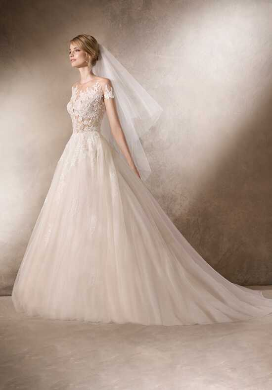LA SPOSA HAIRNOLD A-Line Wedding Dress