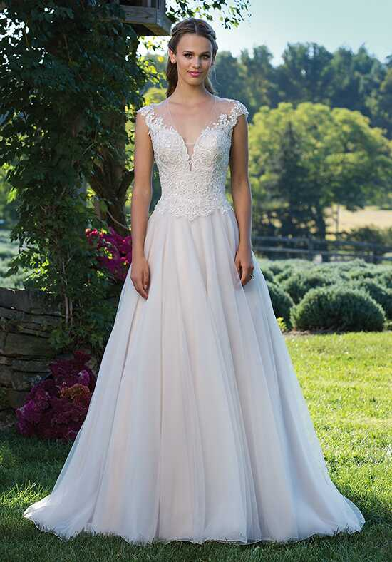Sincerity Bridal 3975 Ball Gown Wedding Dress