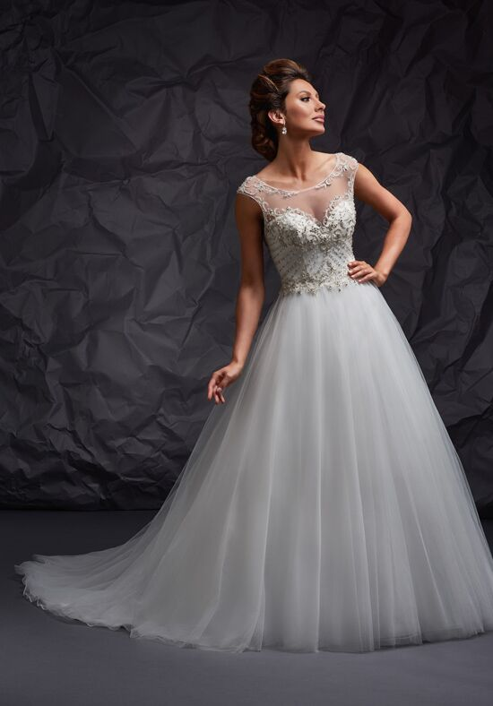 Essence Collection by Bonny Bridal 8707 Ball Gown Wedding Dress