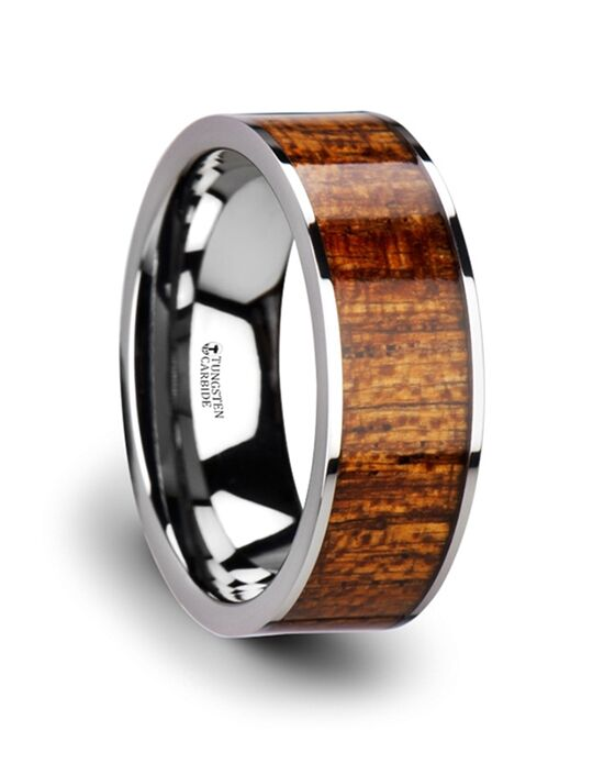 Mens Tungsten Wedding Bands W3757MHWI Wedding Ring The Knot