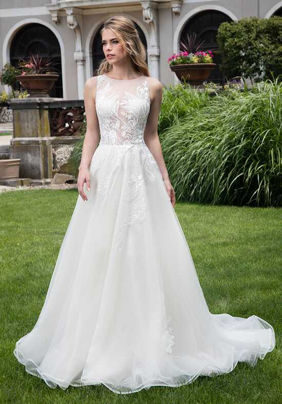 Mary's Bridal Couture d'Amour MB4019 Ball Gown Wedding Dress