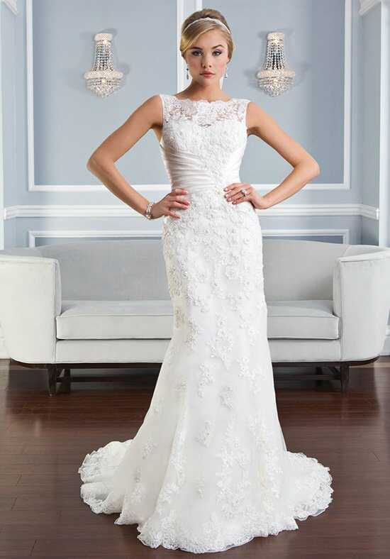 Lillian West 6332 Wedding Dress photo