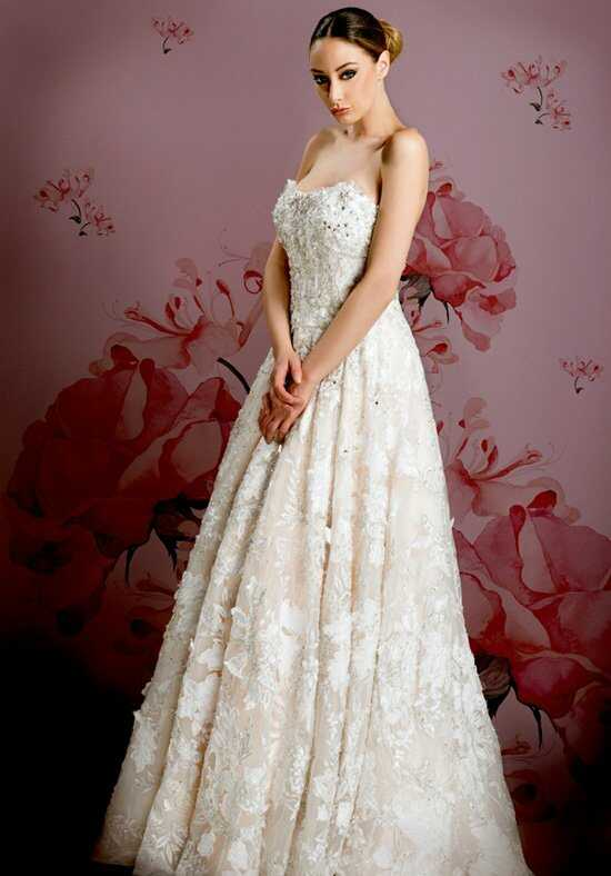 Ysa Makino KYM78 A-Line Wedding Dress
