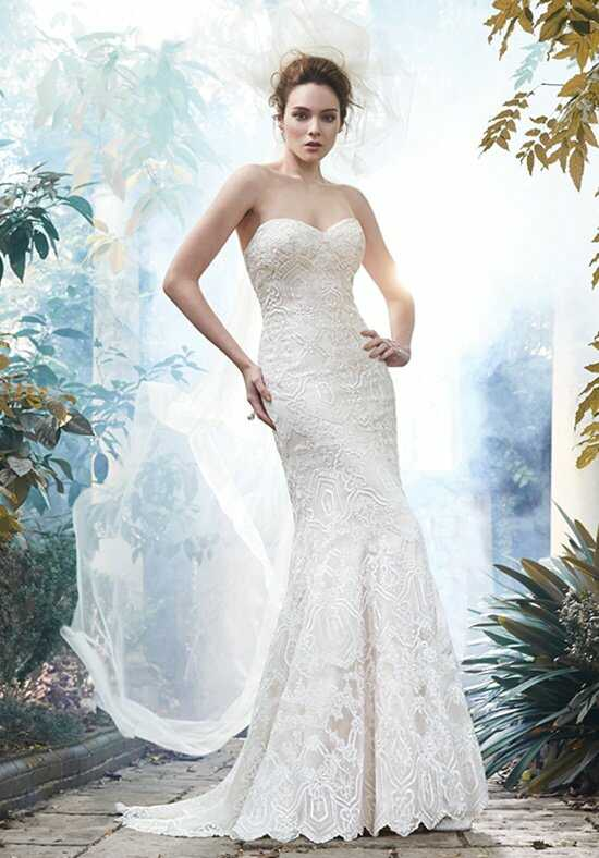 Maggie Sottero Fredricka A-Line Wedding Dress