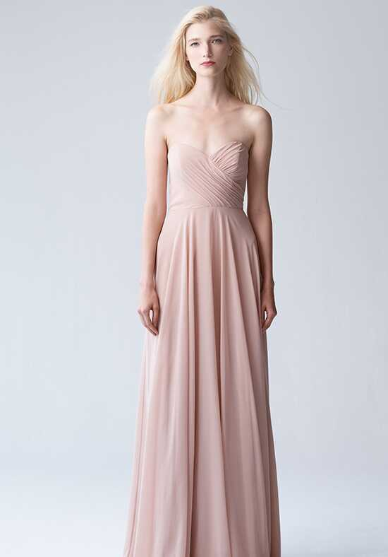 Jenny Yoo Collection (Maids) Adeline {Desert Rose} #1781 Sweetheart Bridesmaid Dress