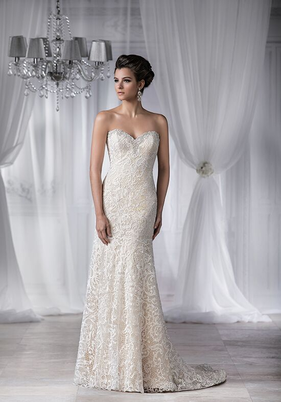Jasmine Couture T182052 Mermaid Wedding Dress