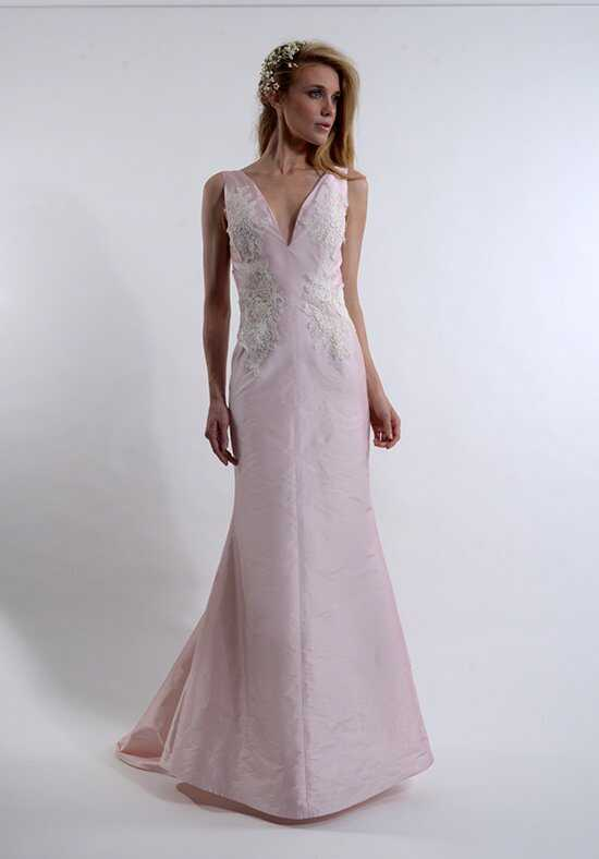 Elizabeth St. John Crystal Mermaid Wedding Dress