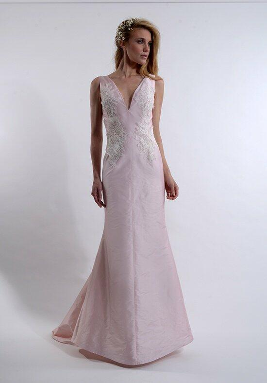 Elizabeth St. John Crystal Wedding Dress photo