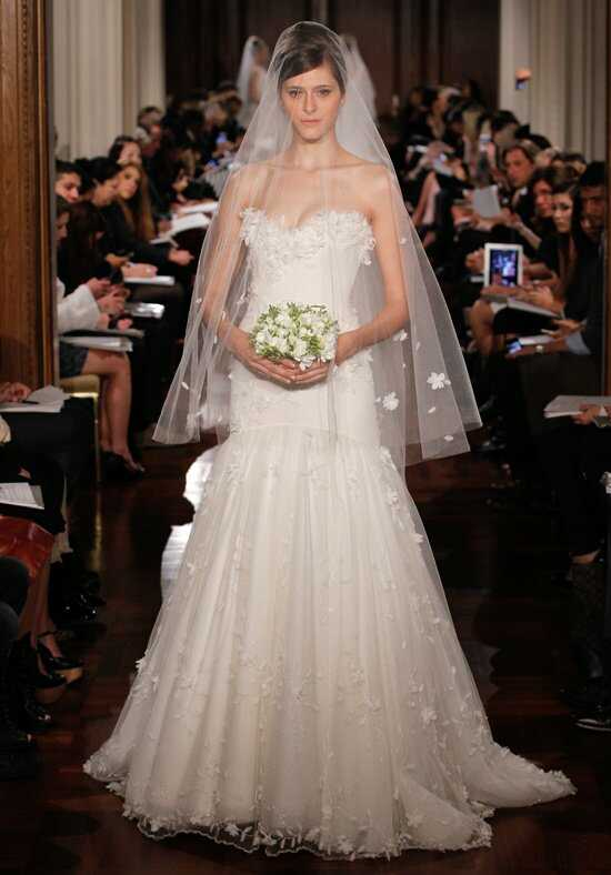 Romona Keveza Collection RK137 Mermaid Wedding Dress