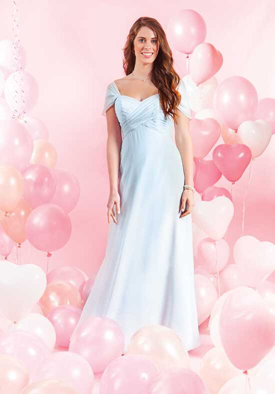 Alfred Angelo Signature Bridesmaids Collection 7385L Bridesmaid Dress photo