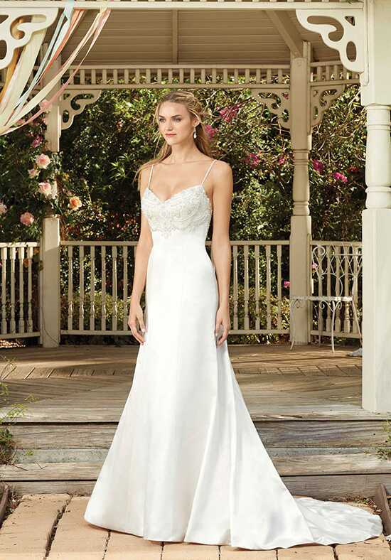 Casablanca Bridal Style 2275 Bluebell A-Line Wedding Dress