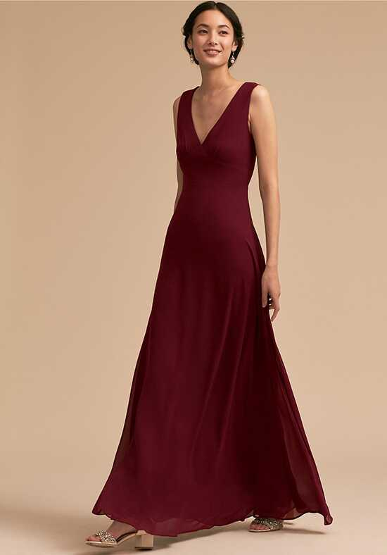 BHLDN (Bridesmaids) Capulet Dress V-Neck Bridesmaid Dress