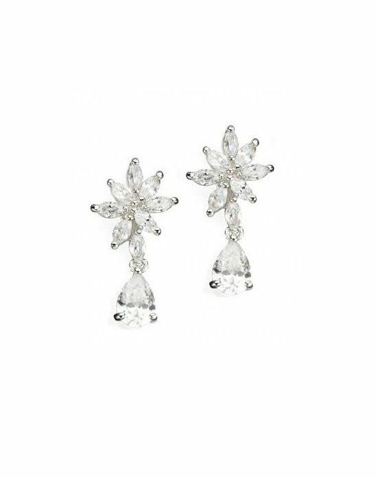 Anna Bellagio ISADORA CUBIC ZIRCONIA EARRINGS Wedding Earring photo