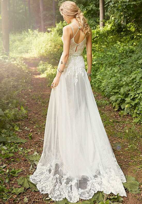 Ti Adora By Alvina Valenta 7560 A-Line Wedding Dress