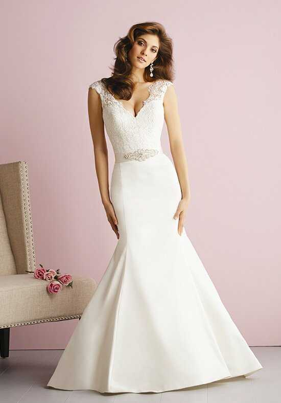Allure Romance 2715 Mermaid Wedding Dress