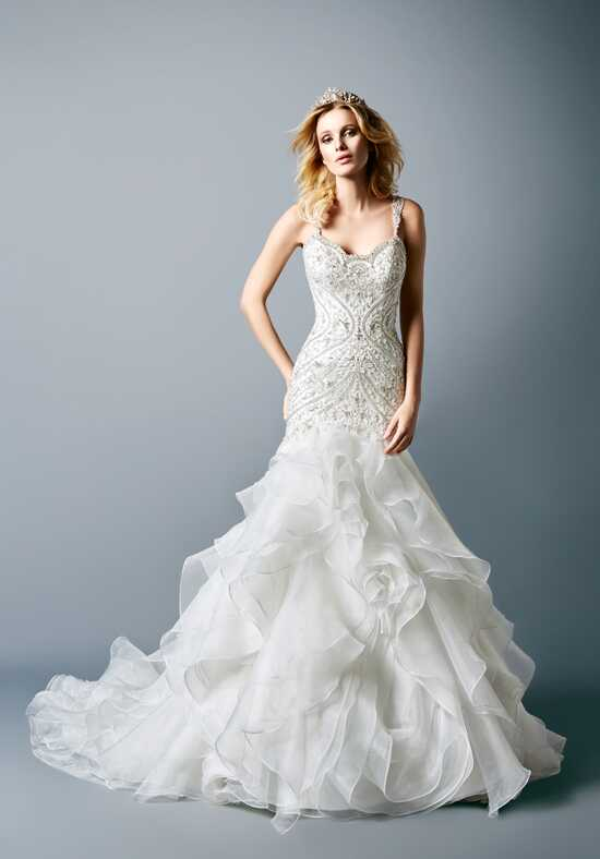 Val Stefani D8116 Wedding Dress photo
