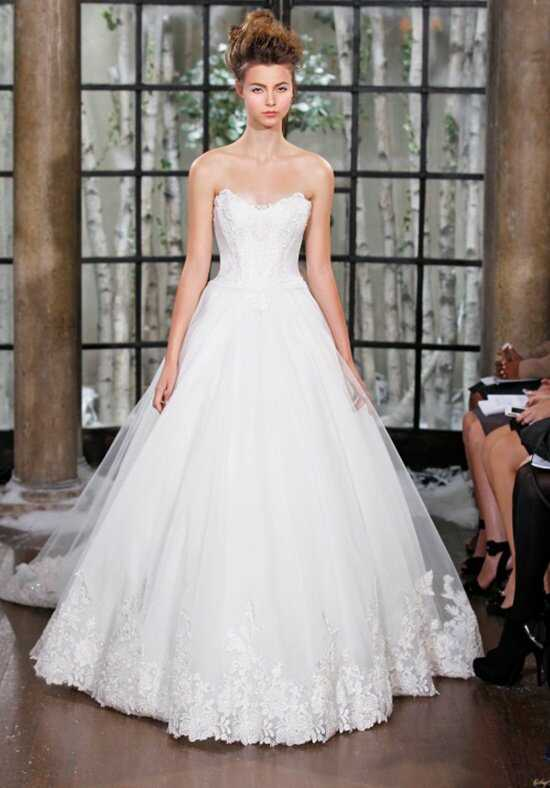 Ines Di Santo Palermo Ball Gown Wedding Dress